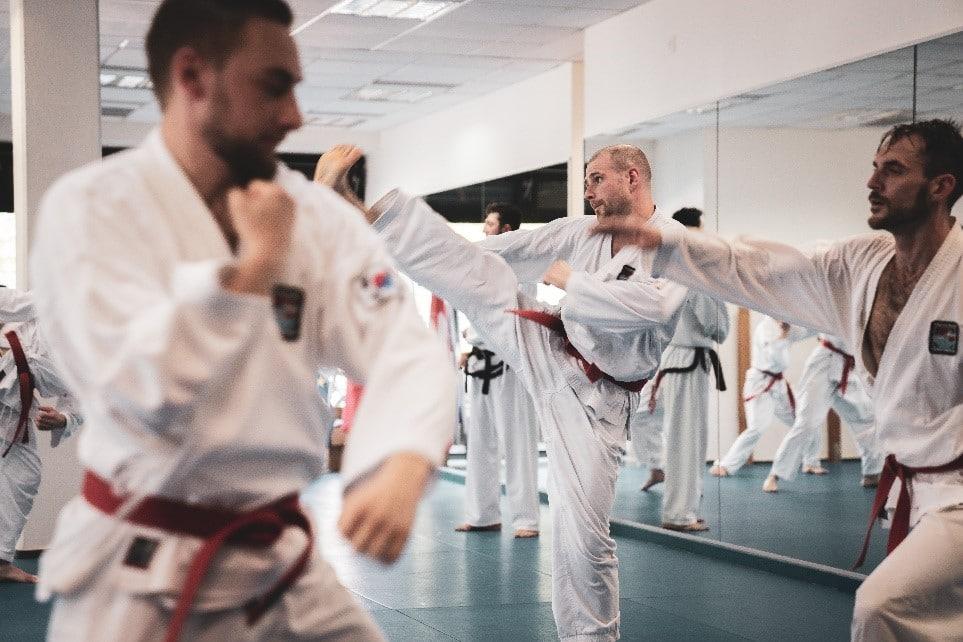 Kampfkunst in Freiburg und Zuerich