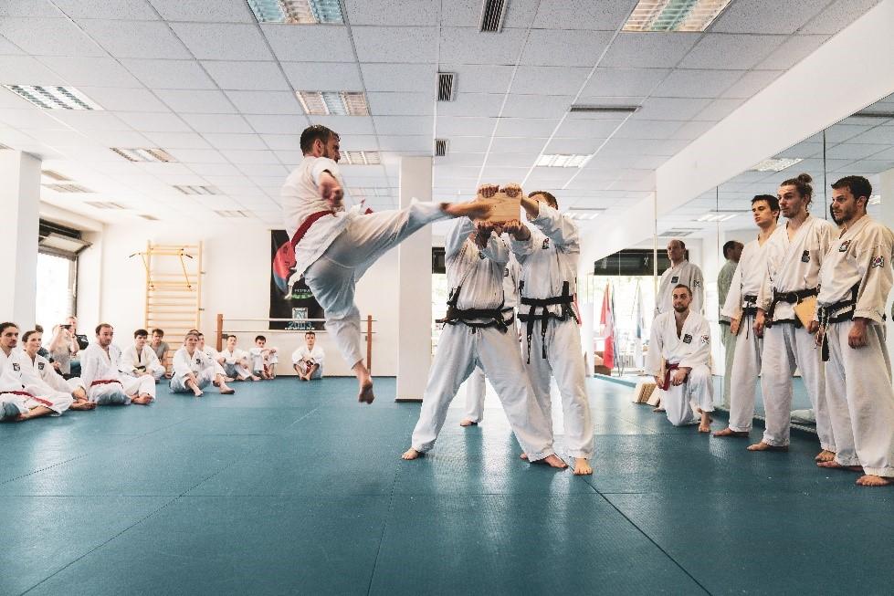Kampfsport in Freiburg und Zuerich