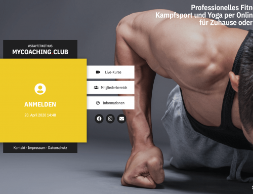 Kooperation mit MYCOACHING.CLUB