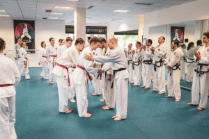 Taekwondo Einsteiger