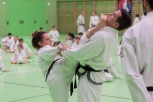 Taekwondo Frauen