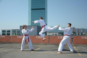 Taekwondo Jugendliche