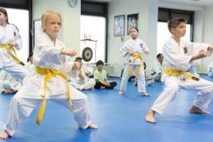 Taekwondo Kinder 4-6