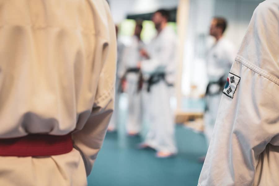 Taekwondo in Zürich und Freiburg für Senioren