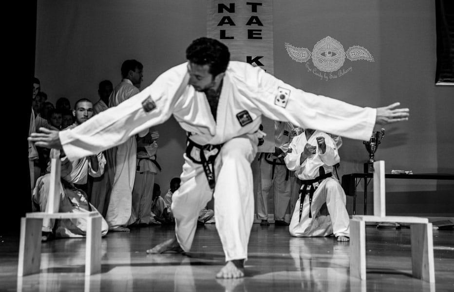 Taekwondo für Erwachsene in Zürich und Freiburg